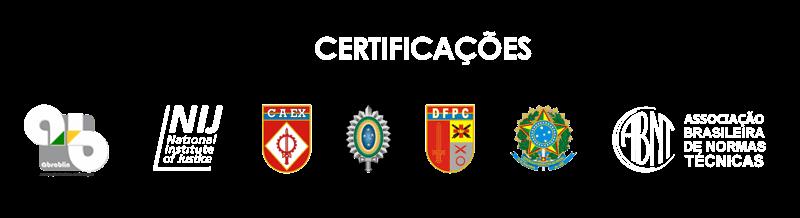 certificações Certificados